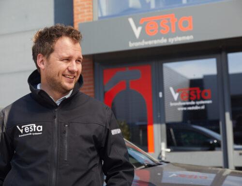 Hoe Vesta wagenparkbeheer  en ritregistratie automatiseerde