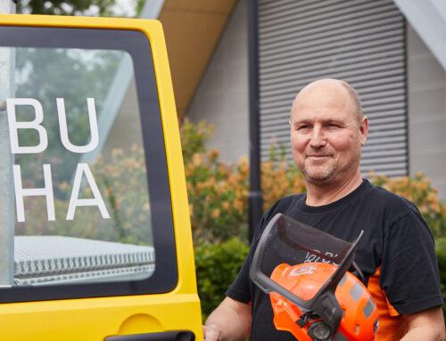 Hoe Buha het wagenpark efficiënter inzet met CarTrack.