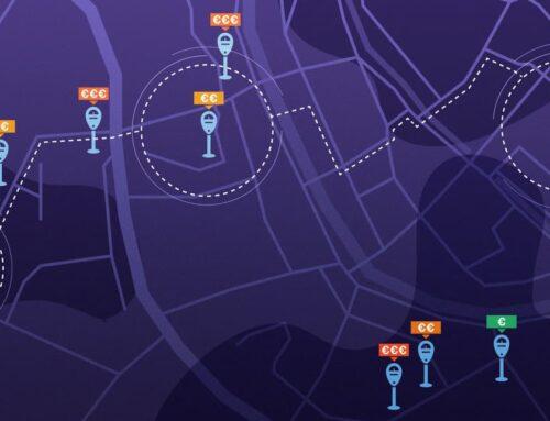 De parkeer app, gemak voor bestuurder en administratie